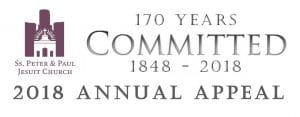 2018 Annual Appeal Logo