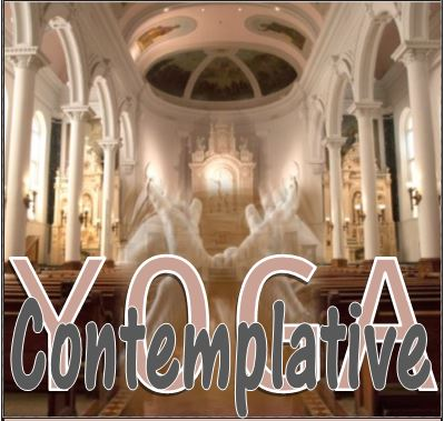Contemplative Yoga logo